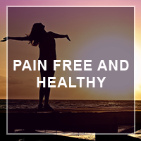 Be Pain Free and Healthy, therapy, inspirational, royal oak