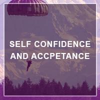 Self Confidence, acceptance, inspirational, counseling, royal oak