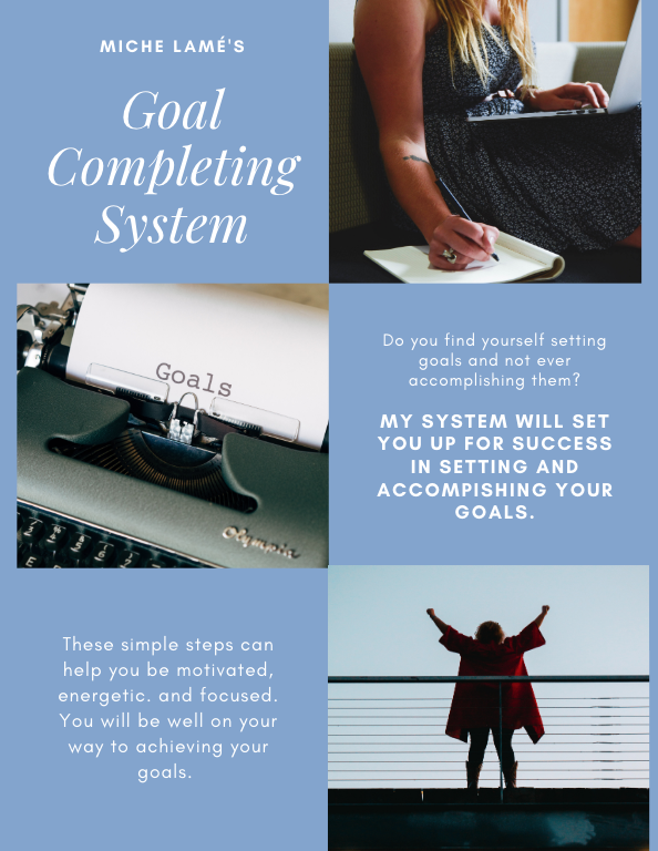 Goal Completing System
